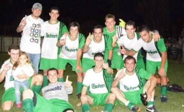 Terminó la 42º edición del Torneo de Papi Fútbol