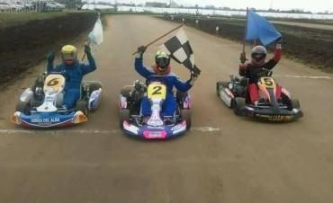 El karting pondrá primera en Castelli