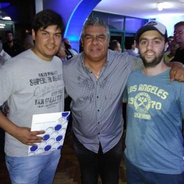Se lanzó la Liga Nacional de Futsal  con presencia lezamense