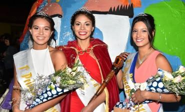 Belen Otegui es la Reina de los Carnavales 2018