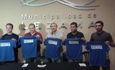 Presentaron el equipo que  trabajará en el fútbol infantil