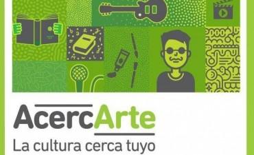 6 y 7 de Mayo AcercArte en Lezama