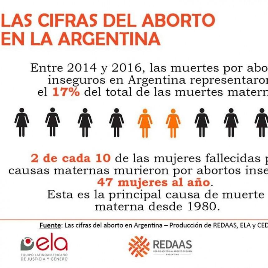 Este es el Proyecto de Ley de Interrupción Voluntaria del Embarazo
