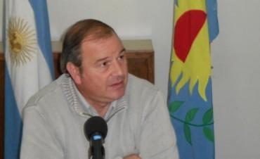 El Intendente hizo anuncios en  una conferencia de prensa