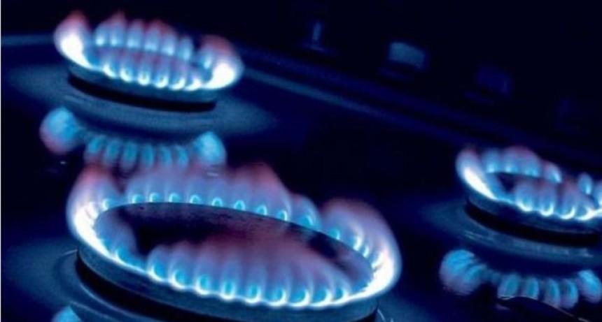 Ya rige el aumento de gas