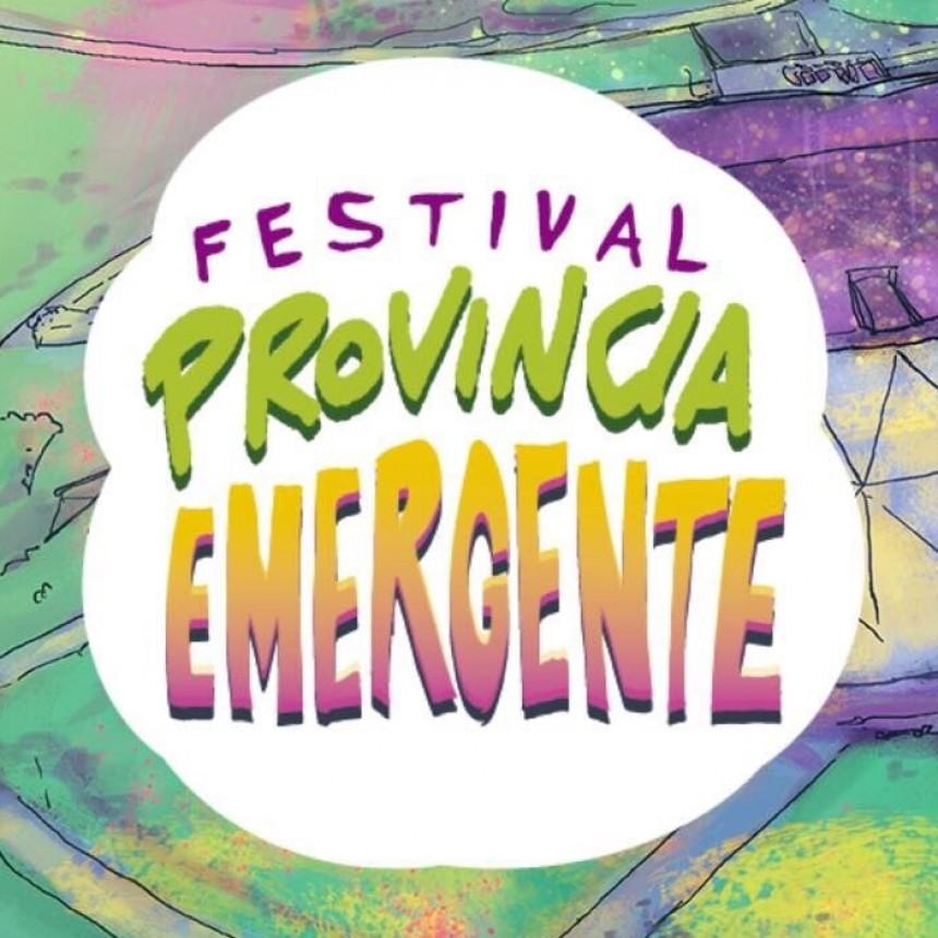 Convocatoria para artistas bonaerenses que quieran participar en el festival Provincia Emergente 2018