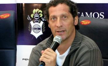 Pedro Troglio en Lezama