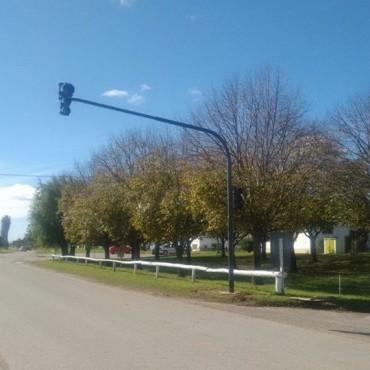 Colocación de semáforos