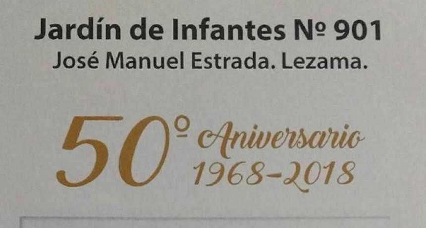 El Jardín 901 festeja sus 50 años