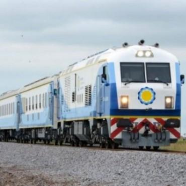 El 3 de Julio volverá a funcionar el tren