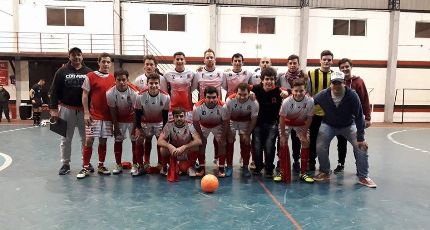 El Tero Futsal en la Copa Argentina