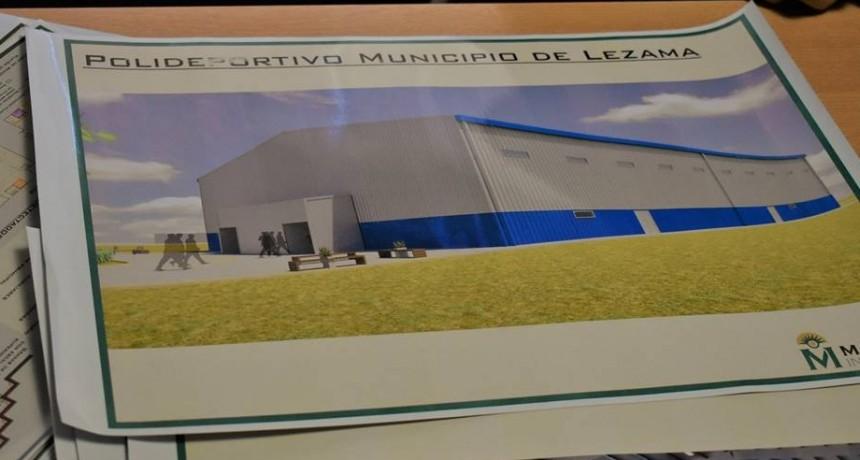 Comienzan las obras del Polideportivo Municipal