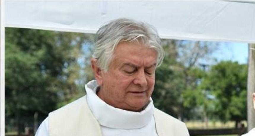 Padre Juan Carlos Di Sanzo