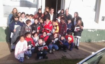 Alumnos visitaron el Concejo Deliberante