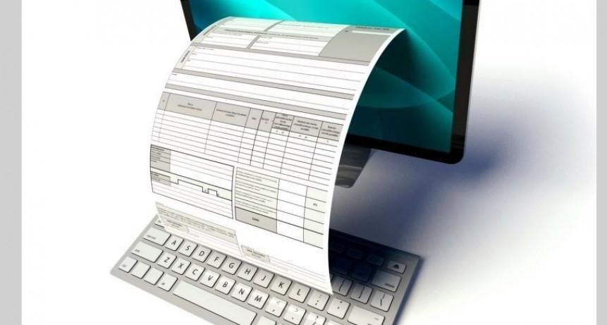 Desde Abril de 2019 no se podrán emitir más facturas de papel
