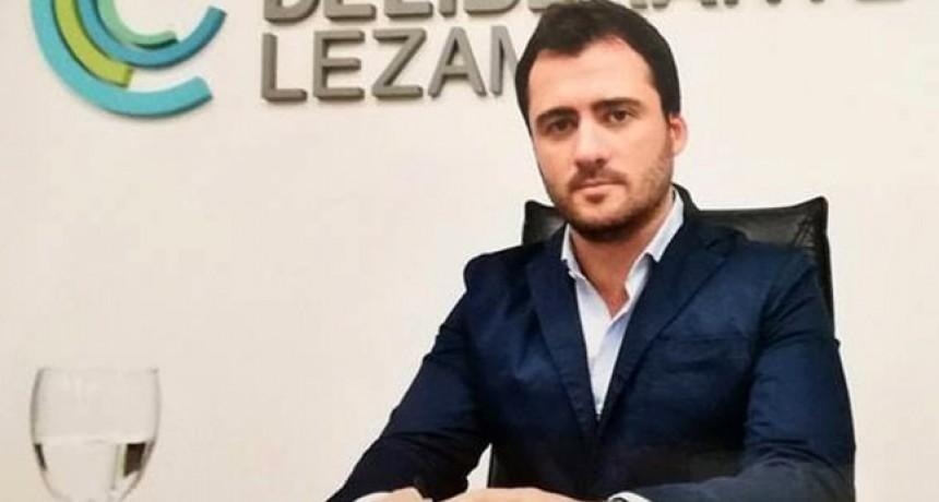El PRO de Lezama aclara sobre los
