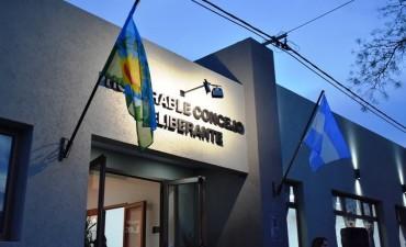 Se inauguró el nuevo edificio del Concejo Deliberante