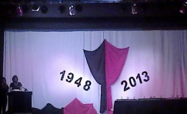 Festejó sus 65 años el Club El Tero