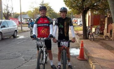 Irigoyen y Funes corrieron en Tandi