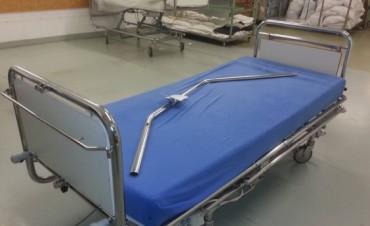 Las Camas Ortopédicas por ahora no vienen a Lezama