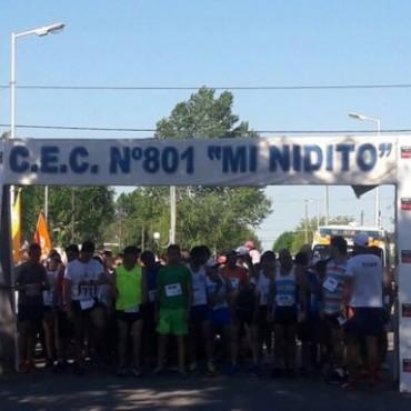 Gran participación  en la Maratón del CEC