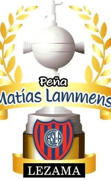 Inauguración Peña Matías Lammens