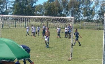 Fútbol Infantil: Lefu - Tiro Federal
