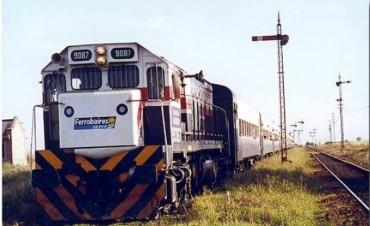 El servicio de tren  Buenos Aires Mar del Plata sigue suspendido por pedido de la Provincia