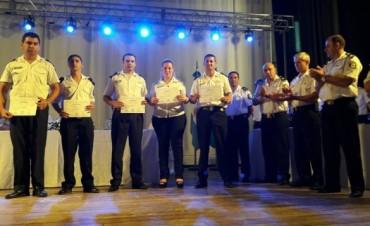 En Lezama La Departamental de Policía homenajeó a sus efectivos