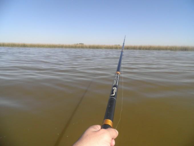 Crece la preocupación por el bajo nivel de agua en las lagunas Chis Chis y Tablilla