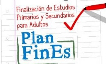 Plan Fines 2 - Abierta la Inscripción