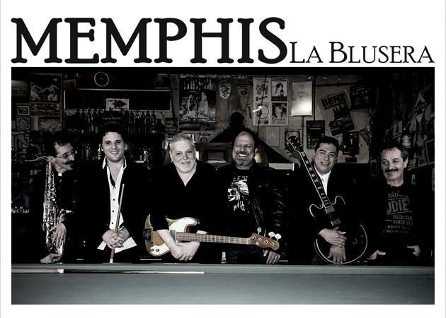 Memphis La Blusera actuará en Lezama