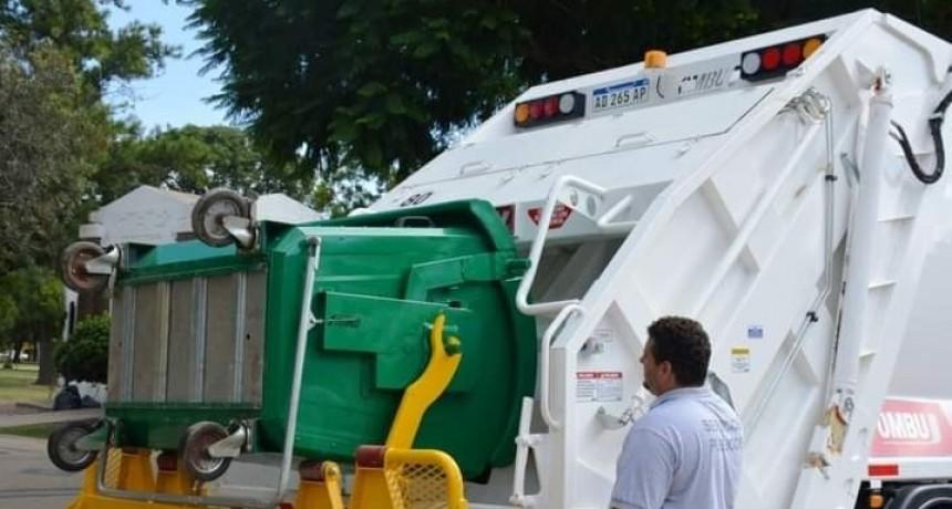 La nueva compactadora ya recorre  las calles de nuestra ciudad
