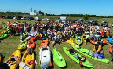 """Kayak Encadenadas de Lezama 2014"""