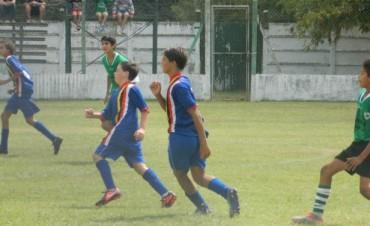 Fútbol Liguista: Lefu - Tiro