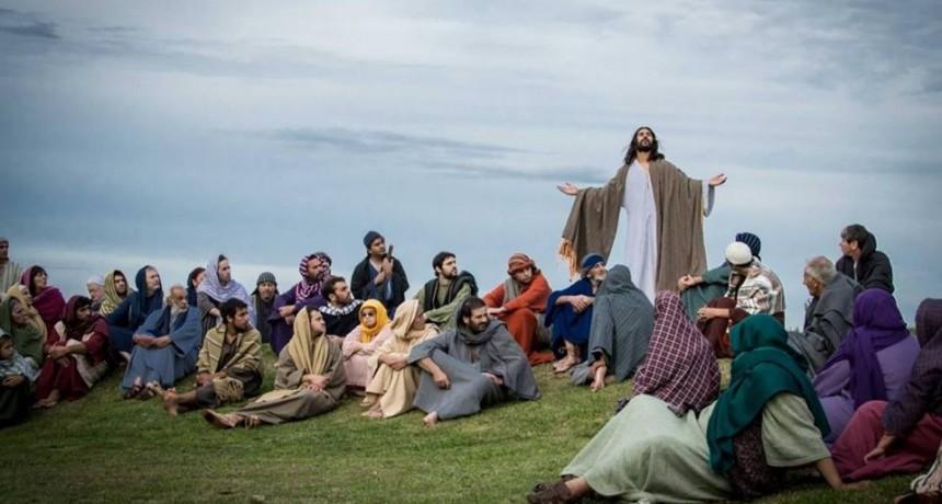 Semana Santa en El Calvario de Castelli