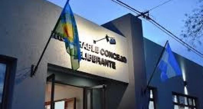 Hoy sesionará el Concejo Deliberante de Lezama