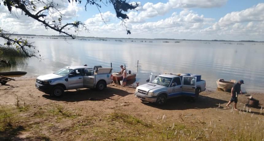 Exitosa primera siembra de juveniles en Laguna Chis-Chis