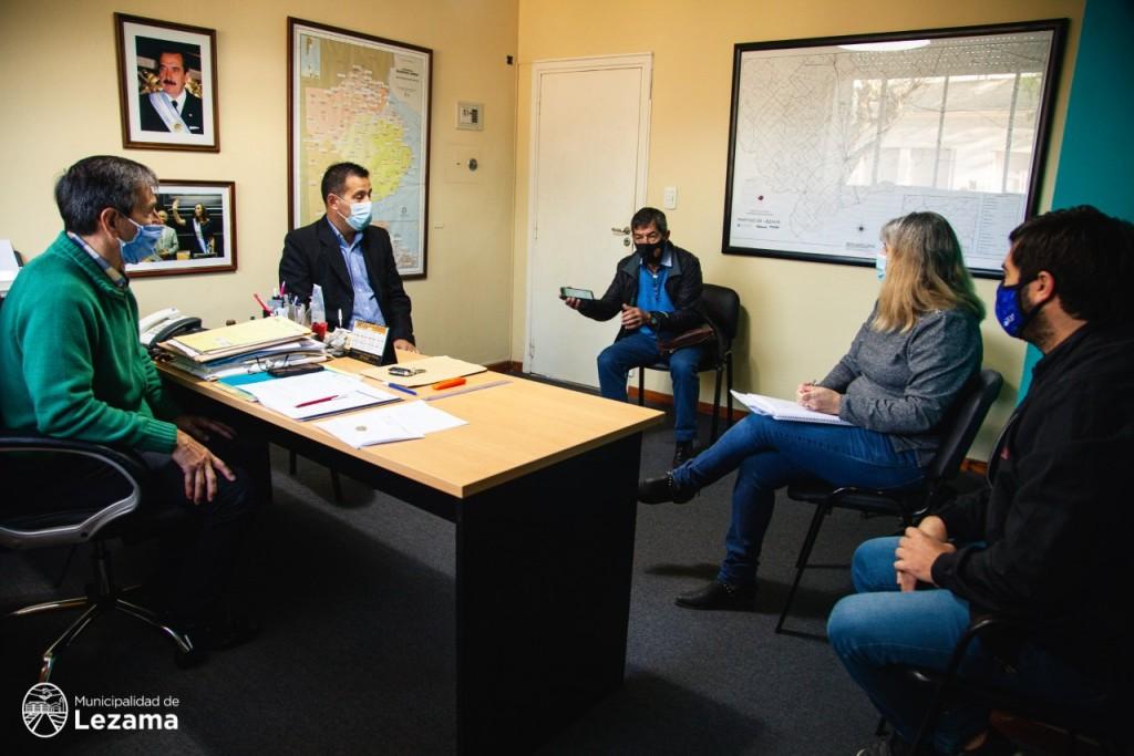 El municipio y educación  analizan posibles sedes para el nuevo Centro de Formación Profesional