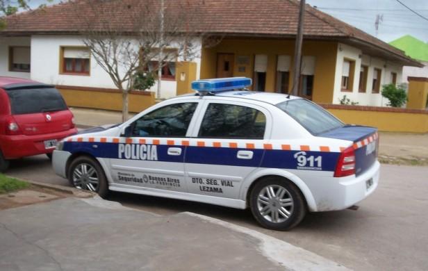 Detienen un vehículo con  drogas y objetos robados