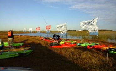 Concurso de Pesca en Barrancas