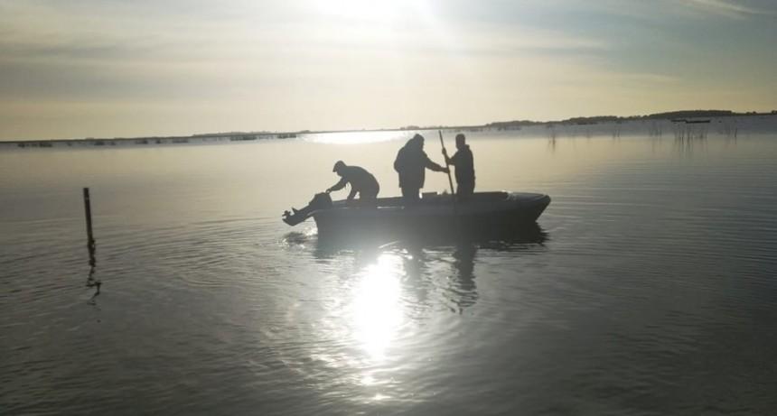 Exitosa segunda siembra de juveniles de pejerrey en las lagunas La Salada de Monasterio, Tablillas y Las Barrancas