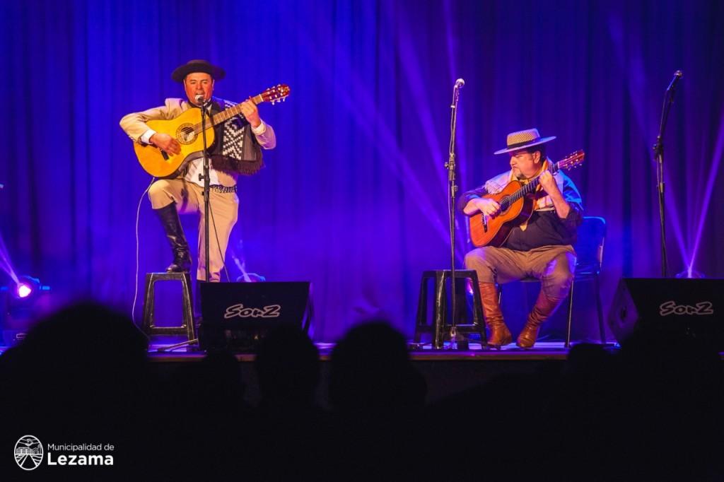 Lezama homenajeó al poeta Pedro Boloqui en la 5° edición del Festival Surero