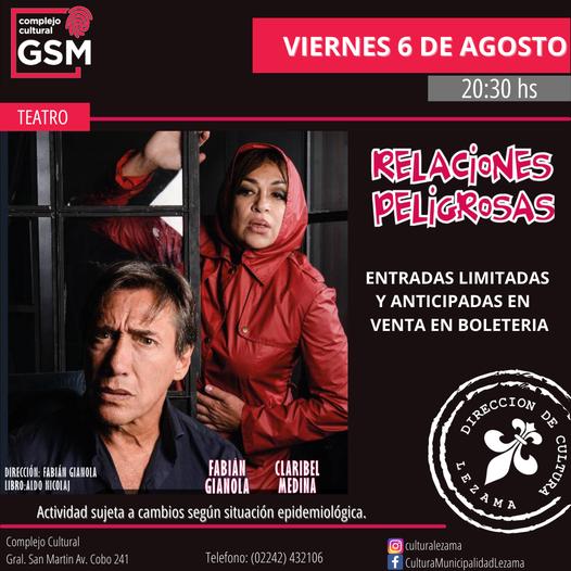 Claribel Medina dialogó con F.M La Nube