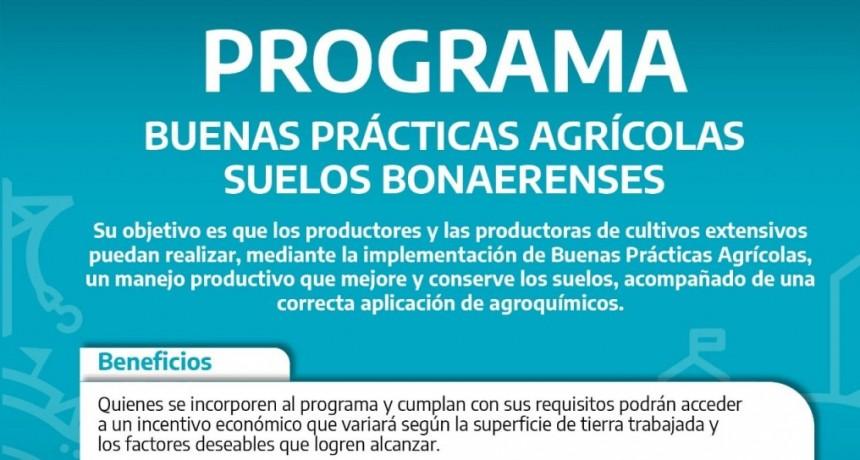 Programa Buenas Prácticas Agrícolas