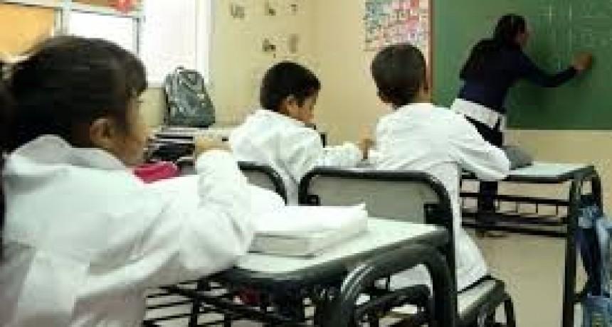 El lunes después de las PASO habrá clases en todas las escuelas bonaerenses