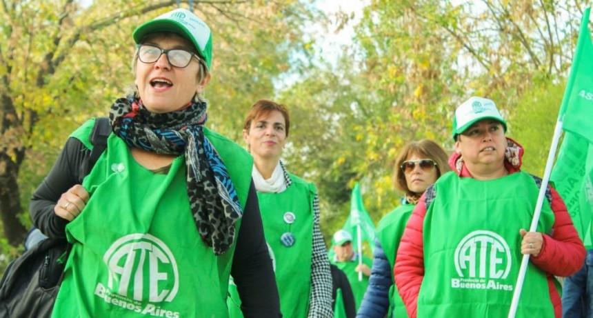 María Alicia Barletta fue reelecta al frente de la Seccional Chascomús de ATE