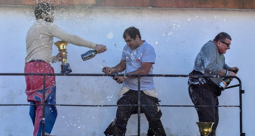 Papanfur hizo podio en la Limitada Belgranense