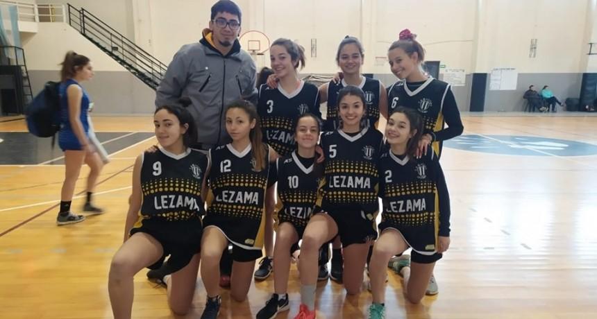 El básquet de Lezama es finalista en Mar del Plata 2019