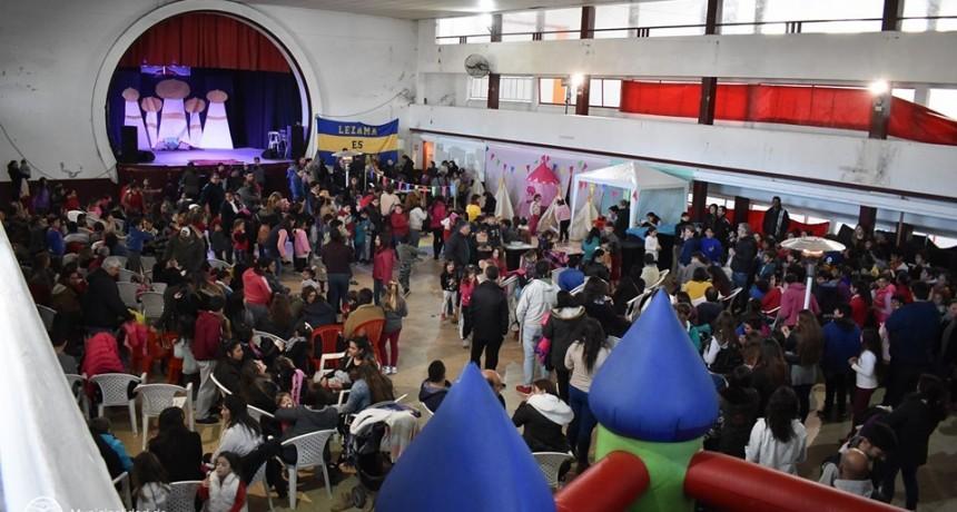 Se llevaron a cabo los festejos  del Día del Niño en el ClubIndependiente